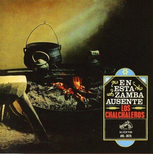 CD : Los Chalchaleros - En Esta Zamba Ausente (CD)