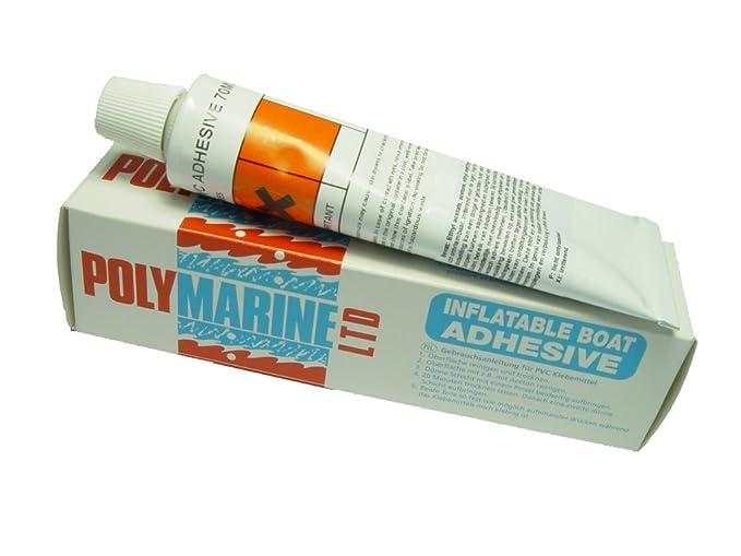 Polymarine - Adhesivo para barco hinchable (70 ml): Amazon.es ...