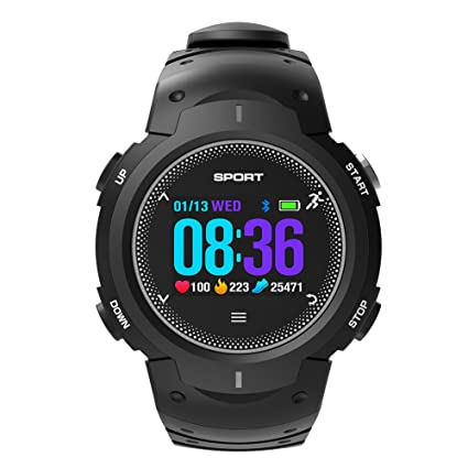 Amazon.com: INLAR Bluetooth Smart Watch, Waterproof IP68 ...