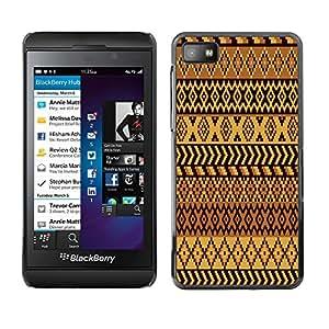 Dragon Case - FOR Blackberry Z10 - Surrounded by unfamiliar air - Caja protectora de pl??stico duro de la cubierta Dise?¡Ào Slim Fit