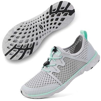 d20c80a2f5d1 ALEADER Womens Stlylish Aqua Water Shoes