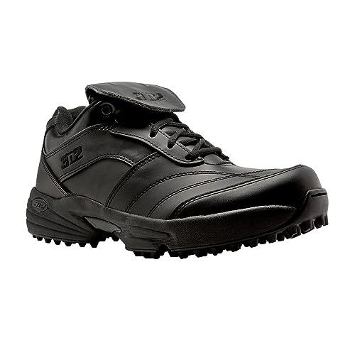 810ba43d731b Amazon.com | 3N2 Men's Umpire Shoe - Reaction Field Lo - Black - D & EE  Widths | Baseball & Softball