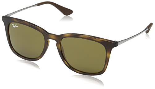 Ray Ban Junior 9063S – Gafas de sol unisex, color rubber havana