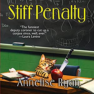 Stiff Penalty Audiobook