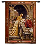 Fine Art Tapestries ''Godspeed'' Wall Tapestry