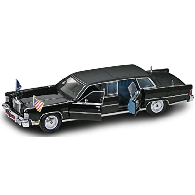 Yat Ming Scale 1:24-1972 Lincoln Continental Reagan Car: Toys & Games