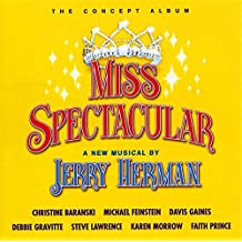 Miss Spectacular - 2002 Studio Cast Recording - Jerry Herman Musical Feat. Michael Feinstein & Steve Lawrence