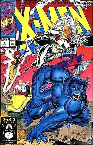 Marvel Comics X Men A Mutant Mile Stone Stan Lee Presents X Men Rubicon Vol 1 No 1 October 1991 1st Issue A Legend Reborn Claremont Chris Lee Jim Amazon Com Books