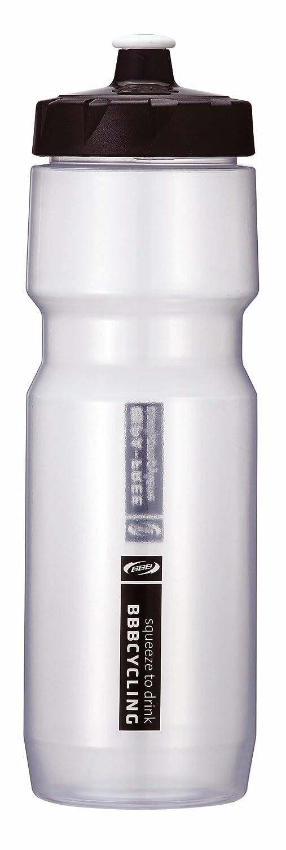 Transparente//Negro Unisex 750 ml BBB 2989050541 Bid/ón de Agua Ciclismo