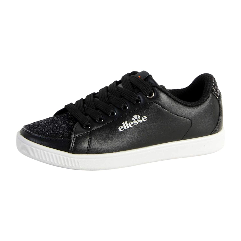 ellesse Elisa Black EL82940501, Basket  Amazon.fr  Chaussures et Sacs 284f232cafeb