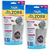#3: API Bio-Chem Zorb Filter Media Pouch, Size 6 (2 Pack)