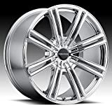 22 rims escalade - Cruiser Alloy 916V Obsession Wheel with Chrome Finish (22x9.5/6x5.5, 25mm Offset)