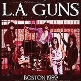 Boston 1989 - Colored Vinyl