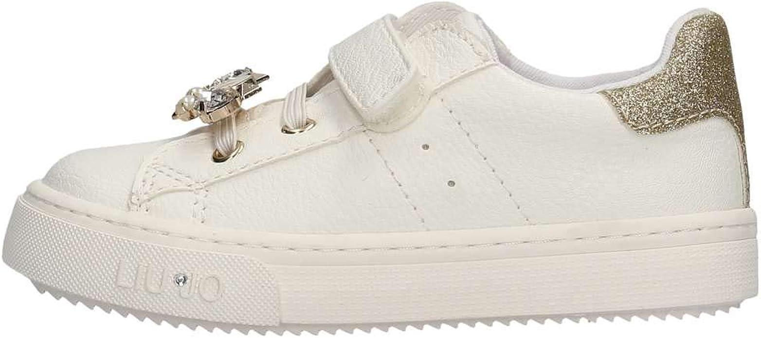 Miau miau Laboratorio como el desayuno  LIU JO GIRL L1A4-20222-0196 Sneakers Chica 20: Amazon.es: Zapatos y  complementos