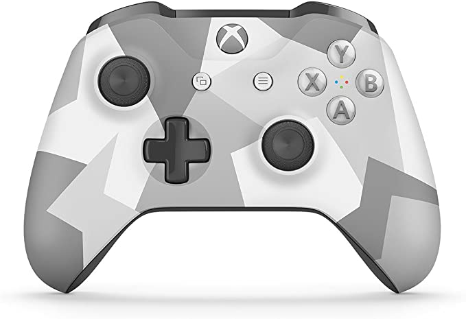 Microsoft Wireless Controller - Winter Forces Special Edition ...