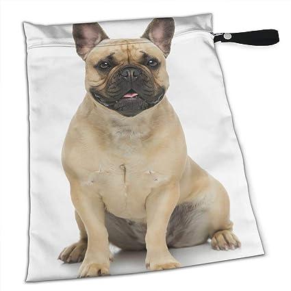 Amazoncom Wolong Beautiful French Bulldog Dog Sundries Bag Diaper