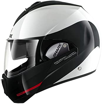 Shark Evoline S3 Hakka Flip Front Motorcycle Helmet