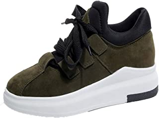 RBNB-Chaussures Femme Sneakers Running Fitness Running Fitness Antidérapant Chaussures de Sport Casual Mode Simples Chaussure de Sport Femme Chaussures Plein air Fitness Confortable