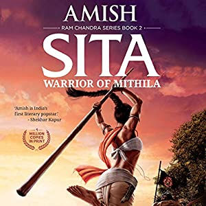 Sita: Warrior of Mithila Hörbuch