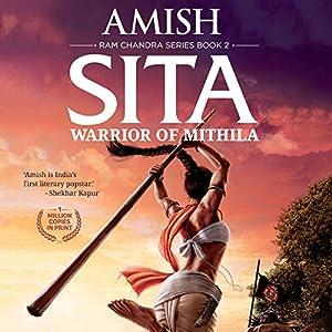 Sita: Warrior of Mithila Audiobook