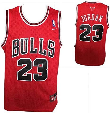 NBA - Camiseta de tirantes Michael Jordan - Chicago Bulls - Talla S: Amazon.es: Ropa y accesorios