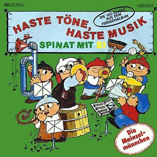 Mainzelmännchen - Haste Töne, Haste Musik - EMI - 1C 006-64 634, EMI Electrola - 1C 006-64 634