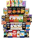 Snacks Generation Chips, Cracker, Popcorn & More Healthy Snacks Mixed Variety Pack (35 Count)