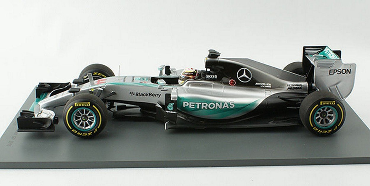 Romantic Spark Modell S18173 Mercedes W06 L.hamilton 2015 N.44 Winner Australian Gp 1:18 Easy And Simple To Handle Toys & Hobbies Other Vehicles