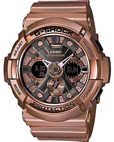 Casio G Shock Resin Quartz GA200GD 9B