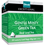 Dilmah Exceptional Gentle Minty Green, 40 Grams
