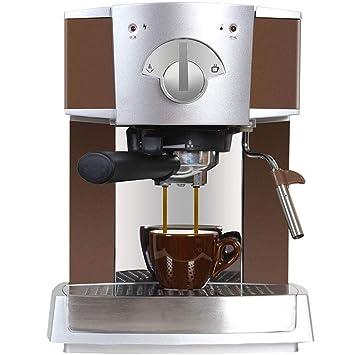 DSKJ Maquina De Cafe Máquina De Café Espresso Semi Automática Máquina De Café De Espuma De Leche De Vapor: Amazon.es: Hogar