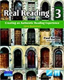 Real Reading 3: Creating an Authentic Reading Experience (mp3 files included)