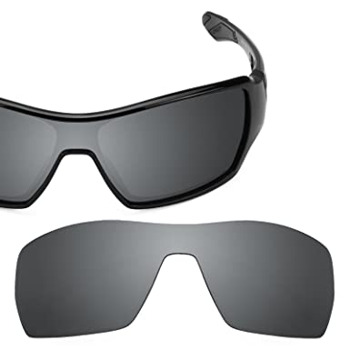 9b4ba11787 Revant Polarized Replacement Lens for Oakley OffshootBlack Chrome  MirrorShield