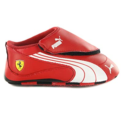 2ab24c7022b Puma Drif Cat 4 LS Ferrari - Zapatillas Deportivas para niño