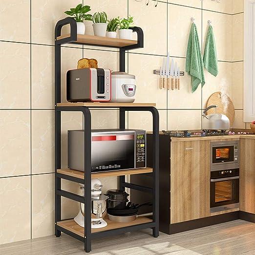 Bjia Rejilla de horno de microondas para cocina, rejilla ...