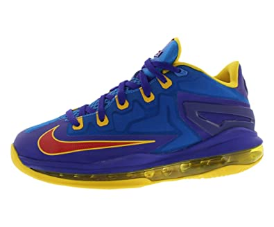 Nike Boys LeBron XI Low (GS) Basketball Shoes (6 M US Big Kid