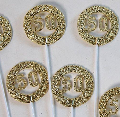 50th Anniversary Plastic Picks 2.5