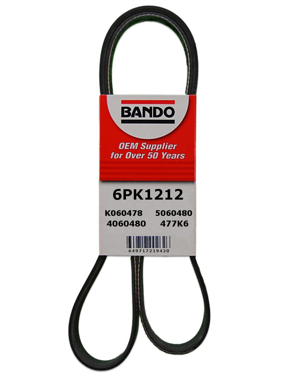 Amazon bando 6pk2135 oem quality serpentine belt automotive sciox Image collections