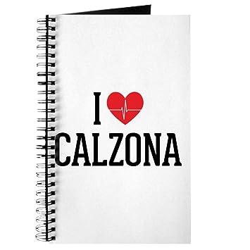 Amazon Cafepress Greys Anatomy I Love Calzona Spiral