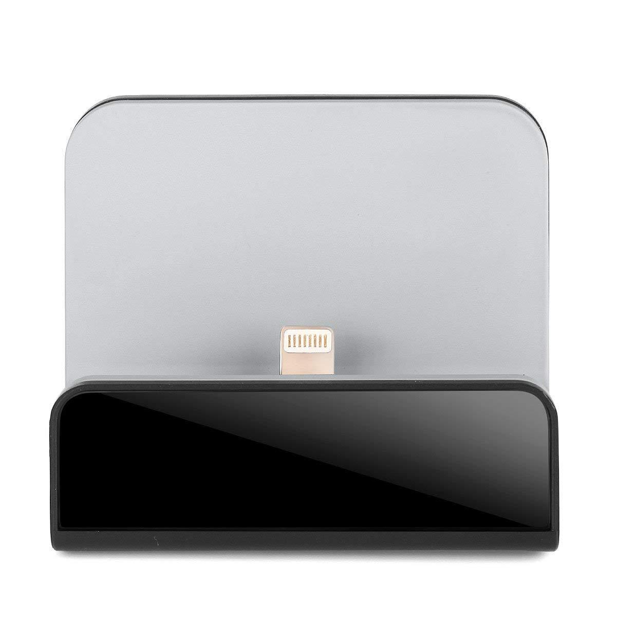 LINYU Chargeur de cam/éra cach/ée pour iPhone WiFi Live View Spy Cam avec d/étection de Mouvement pour la s/écurit/é /à Domicile