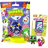 Moshi Monsters Series 3 Moshling Collectable Figures Foil Bag (2 Moshlings inside)