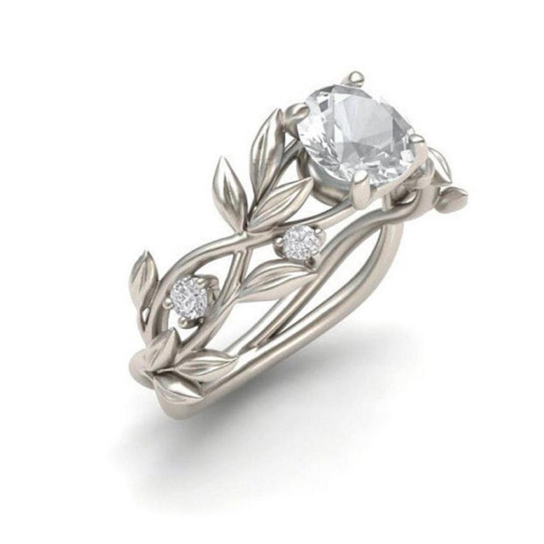 Amazon Com 1 Pack Women Wedding Ring Set Girl Female Diamond Simple
