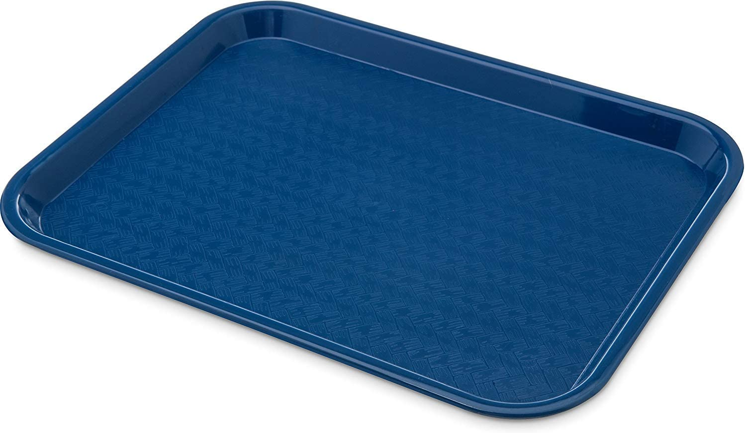 Carlisle CT1014-8114 Caf? Standard Cafeteria/Fast Food Tray 10 x 14 Blue (Pack of 6) [並行輸入品]
