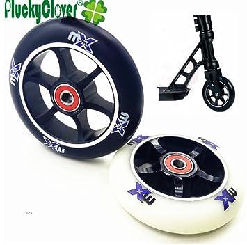 Amazon.com: 1 rueda para scooter de 85 A de alta elasticidad ...