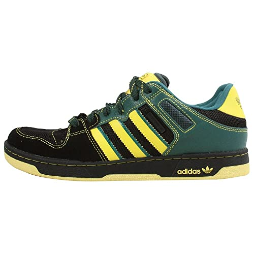 info for ee113 e9be7 Adidas Originals Mens Bucktown St Sneaker,BlackLemon PeelIvy,13.5 M