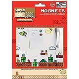 Nintendo Super Mario Bros. Magnets, Metal, Multi Coloured, 0.6x16x22 cm