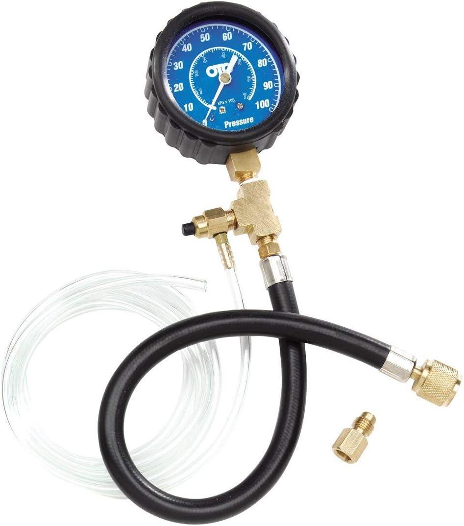 OTC燃料压力测试套件