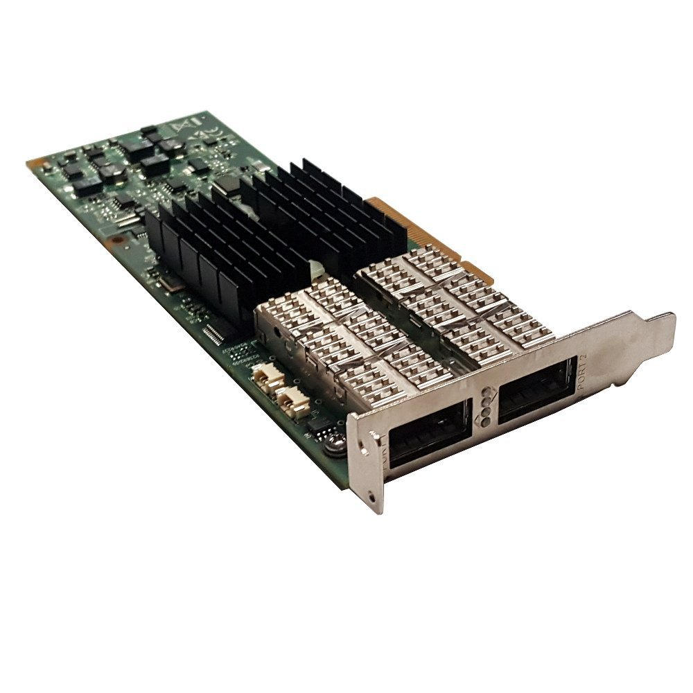 Amazon.com: Mellanox ConnectX-2 DDR adaptador de red mhrh2 a ...