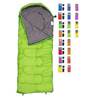 REVALCAMP Sleeping Bag for Cold Weather