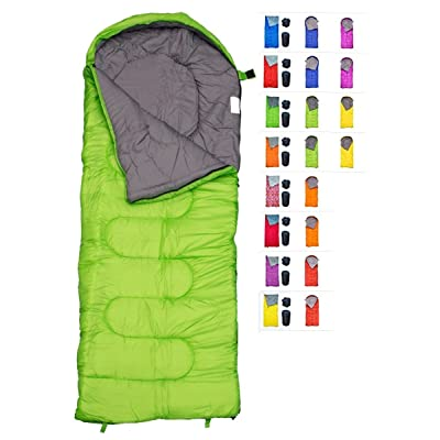REVALCAMP Sleeping Bag for Cold Weather
